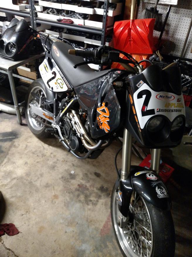 Vintage Ktm Motorcycles 17