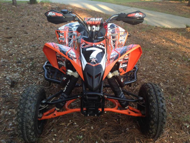 2008 KTM 525XC ATV For Sale - Macon, GA - KTM Forums: KTM Motorcycle ...