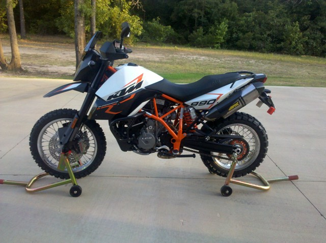 dueal purpose tyres for sm 950 / smt990 ?? - ktm forums: ktm