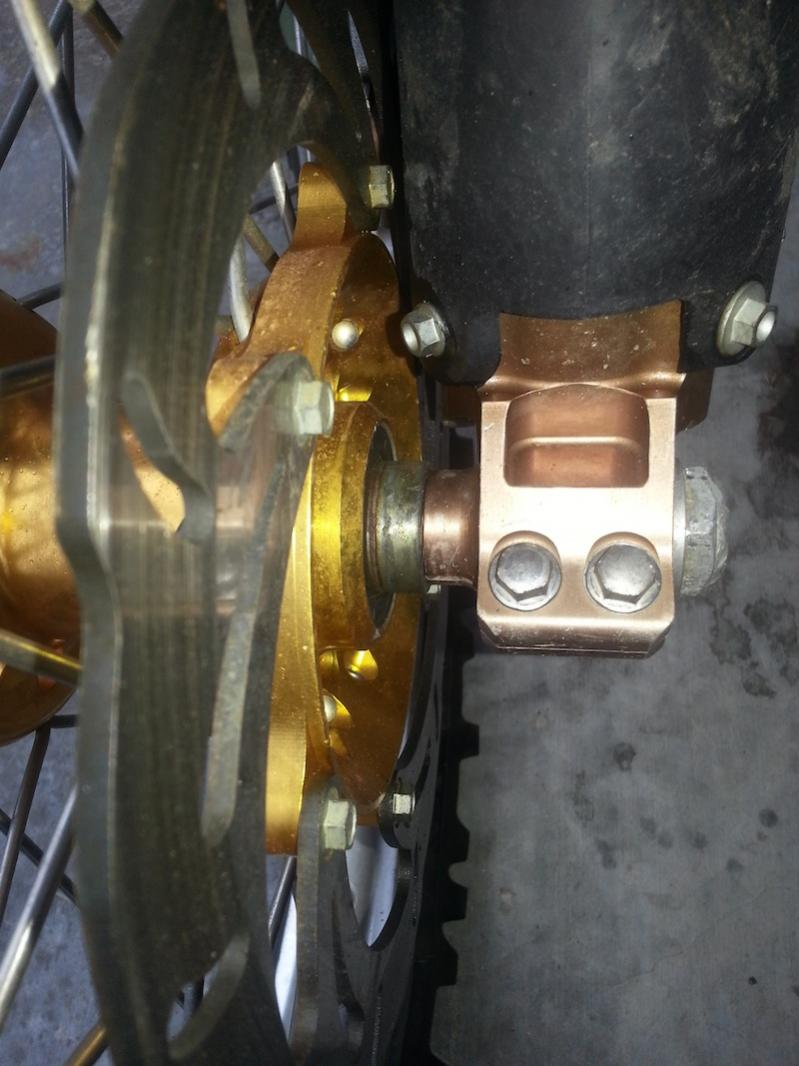 Bmw Fort Worth >> Uh... am I missing a wheel spacer? - KTM Forums: KTM Motorcycle Forum