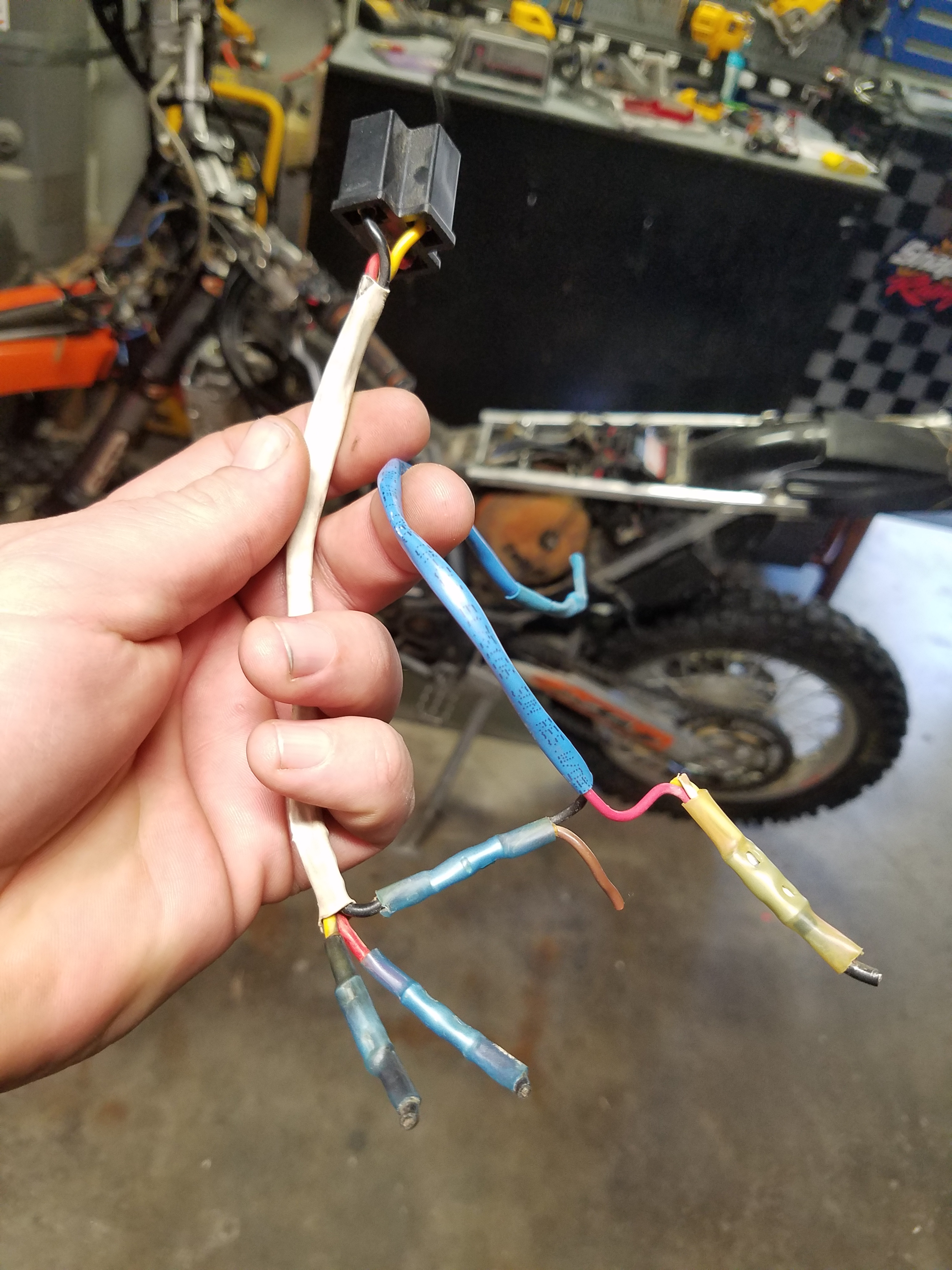new to forum, need some help with electrical on 520 exc | ktm forums ktm 520 sx wiring diagram  ktm forums