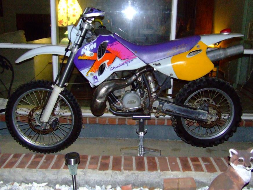 Vintage Ktm Motorcycles 21