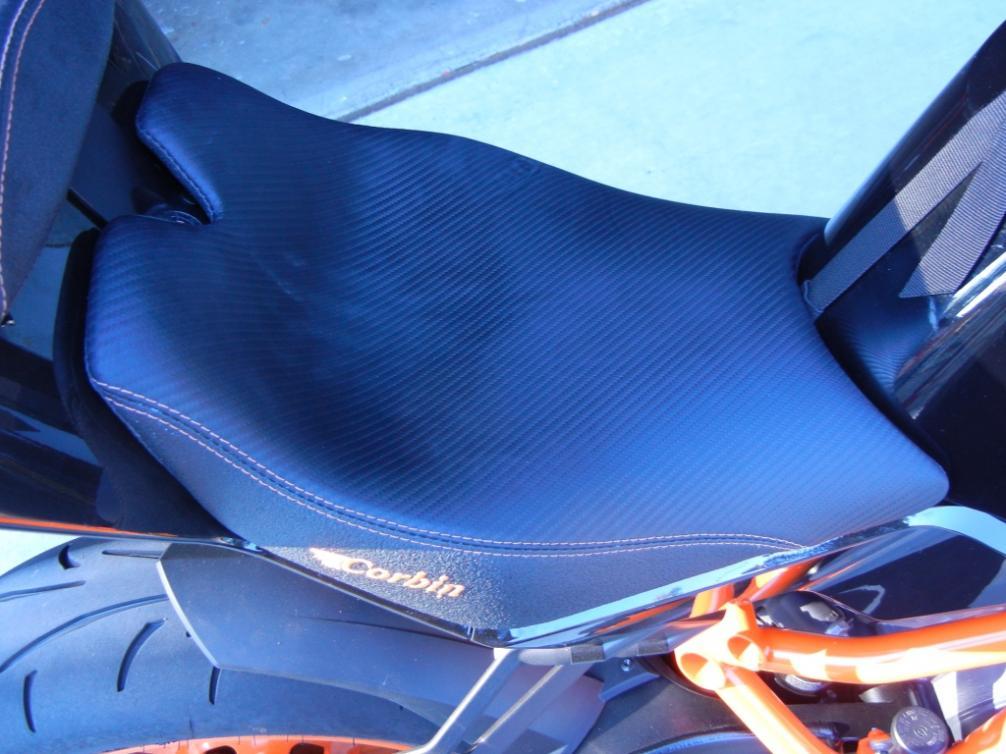 new rc8 corbin seat - ktm forums: ktm motorcycle forum