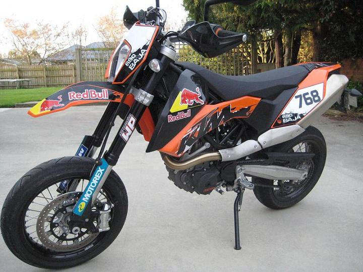 23e970f0e8b KTM 690 Baja Graphics - KTM Forums  KTM Motorcycle Forum