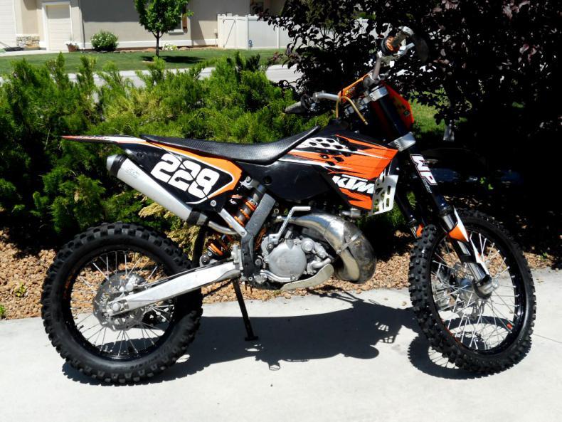 Ktm 200 For Sale >> 2008 Ktm 200 Xc For Sale Ktm Forums Ktm Motorcycle Forum