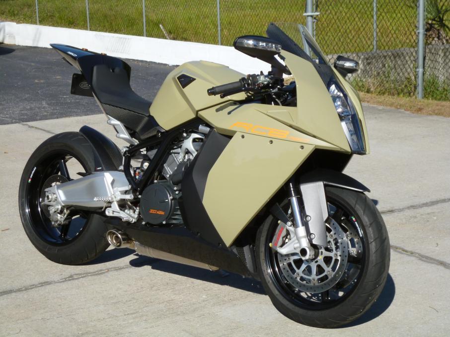 My Rc8 Custom Color Ktm Forums Ktm Motorcycle Forum