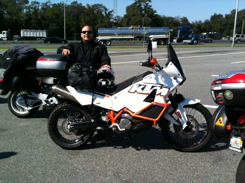 newby to ktm adventure 990 - ktm forums: ktm motorcycle forum