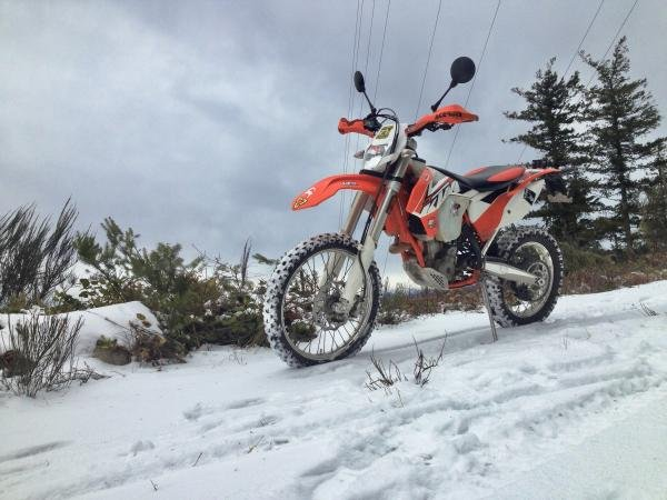 Showcase cover image for Dirt350's 2015 KTM 350EXC-F