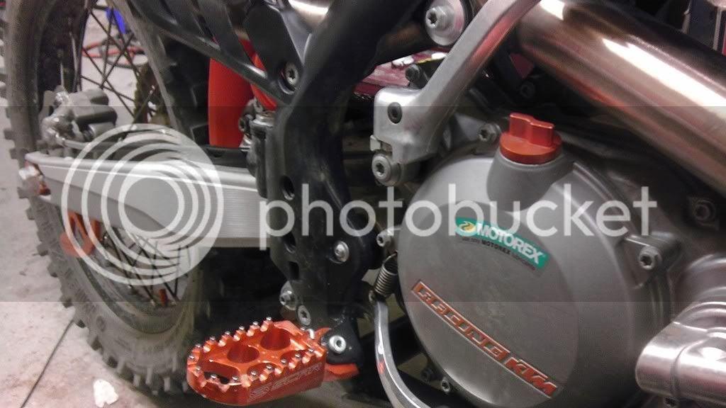 2012 500 EXC backfiring on deceleration? | KTM Forums