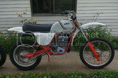 Help! I've bought a KTM! Maybe a 1977-1980? | KTM Forums