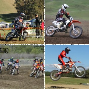 Our KTMs through the years