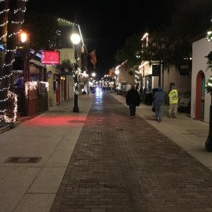 St Augustine Christmas eve
