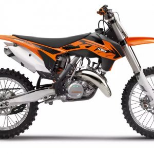 2013 KTM 150sx (2020 -      ) [Copied from web. Will update with actual bike when graphics sorted etc.]